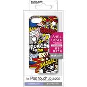 AVA-T13PVT1 [iPod touch 2012/2013用 シェルカバー アメコミ]
