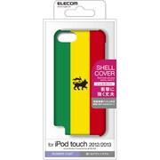 AVA-T13PVT3 [iPod touch 2012/2013用 シェルカバー ラスタカラー]