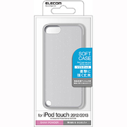 AVA-T13UCBCR [iPod touch 2012/2013用 ソフトケース ラメクリア]