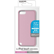 AVA-T13UCBPN [iPod touch 2012/2013用 ソフトケース ラメピンク]