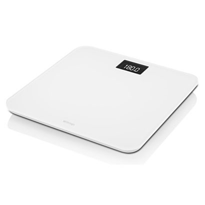 WS-30-W [ネットワーク対応 超薄型多機能体重計 Wireless Scale WS-30(ホワイト)]