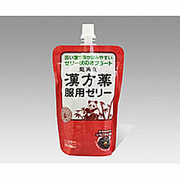 漢方薬服用ゼリー [いちごチョコ風味 200g]
