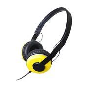 ZHP-500 Yellow [ステレオヘッドホン イエロー]