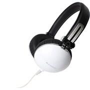 ZHP-1000 White [ステレオヘッドホン ホワイト]