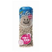 SUSU(スウスウ)バスマット(ロールパッケージ)抗菌36×50cmライトブラウン [SUSU(スウスウ)シリーズ]