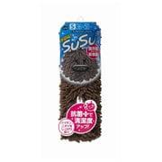 SUSU(スウスウ)バスマット(ロールパッケージ)抗菌36×50cmブラウン [SUSU(スウスウ)シリーズ]
