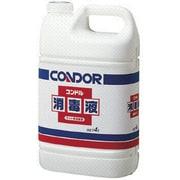 コンドル マット用消毒液 4L