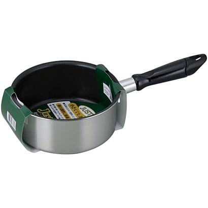 JR-6766 [ジャストパン IH対応二層鋼ミニミルクパン14cm]