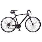 B-PSS48AB [スポーツ自転車 エスリーS7 480mm 700×28C 外装24段変速 ミッドナイトブラック]