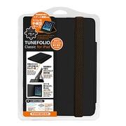 TUN-PD-000123 [iPad Air用 TUNEWEAR TUNEFOLIO Classic for iPad Air  ブラック]