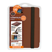 TUN-PD-000124 [iPad Air用 TUNEWEAR TUNEFOLIO Classic for iPad Air  ブラウン]