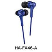 HA-FX46-A [密閉型インナーイヤー型ヘッドホン]