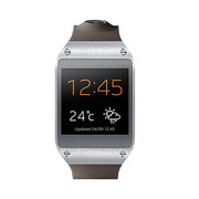 SM-V7000ZAAXJP GALAXY Gear Mocha Gray [GALAXY Note 3用腕時計型デバイス Bluetooth対応  モカグレー]