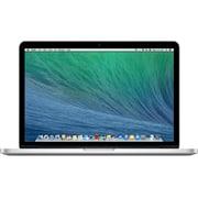 MacBook Pro with Retina Display 13.3インチ 2.4GHz デュアルコアIntel Core i5/メモリ4GB/SSD128GB [ME864J/A]