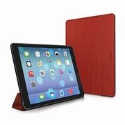 IPD-MF5-73 [iPad Air用ケース Micro Folio マイクロフォリオ ポピーレッド]