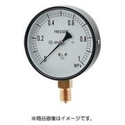 649-871-05D [汎用圧力計(Aタイプ) 3/8×100mm×0.6MPa]