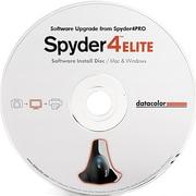 Spyder4PROtoSpyder4Eliteアップグレードソフト