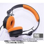 CPAD-HD25ORG [HD25用イヤパッドヘッドパッドセットベロアオレンジ]