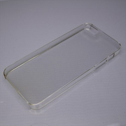 MINIOPAL CASE 21113 [iPhone5/5S用  単色クリアケース シンプル プラスチック クリア]