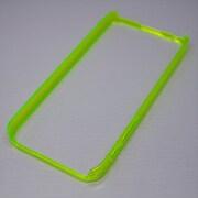 MINIOPAL CASE 20475 [iPhone5/5S用 軽量・薄型バンパー 蛍光イエロー プラスチック 蛍光イエロー]