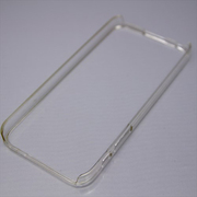 MINIOPAL CASE 20376 [iPhone5/5S用 軽量 単色 薄型バンパー プラスチック クリア]