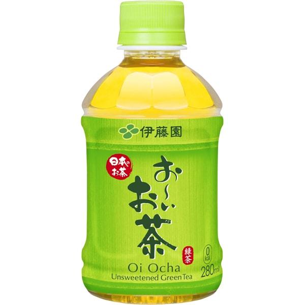 おーいお茶 緑茶 280ml×24本 [緑茶飲料]