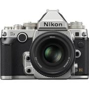 Nikon Df 50mm f/1.8G Special Editionキット シルバー [Nikon Df ボディ シルバー+交換レンズ「AF-S NIKKOR 50mm f/1.8G(Special Edition)」 35mmフルサイズ]