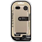 MB-IP5STRGD [iPhone 5/5s/5c TRAVEL ハイブリッドケース ゴールド]