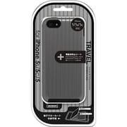 MB-IP5STRSV [iPhone 5/5s/5c TRAVEL ハイブリッドケース シルバー]