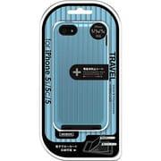 MB-IP5STRBL [iPhone 5/5s/5c TRAVEL ハイブリッドケース ブルー]