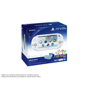 PlayStation Vita Value Pack ライトブルー/ホワイト [PS Vita本体 PCHJ-10013]