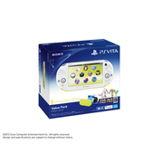 PlayStation Vita Value Pack ライムグリーン/ホワイト [PS Vita本体 PCHJ-10014]