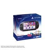 PlayStation Vita Value Pack ピンク/ブラック [PS Vita本体 PCHJ-10015]