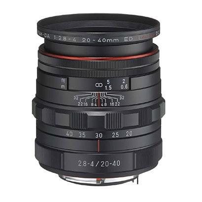HD PENTAX-DA 20-40mmF2.8-4ED Limited DC WR [ペンタックスKマウント ブラック]