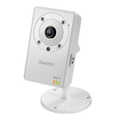 TS-WLC2 [マイク・スピーカー付き無線LAN対応ネットワークカメラ Qwatch(クウォッチ)]