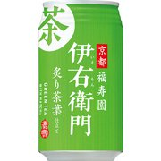 緑茶・伊右衛門 340ml缶×24本 [お茶]