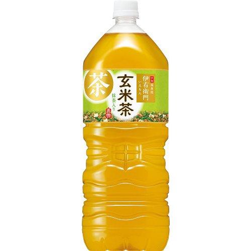 伊右衛門・玄米茶 2L×6本 [お茶]