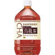 烏龍茶 ペット 1L×12本 [お茶]