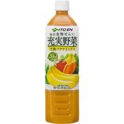 充実野菜完熟バナナミックス930g×12本 [野菜果汁飲料]