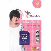 MLAKBASDH4GCL4-R [SDHCカード クラス4 4GB 宮澤佐江 限定パッケージ]