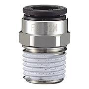 F10-02M [ファイブメイルコネクタ 10mm・R1/4]