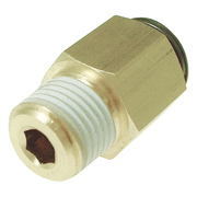 4-02M [フジメイルコネクター(金属) 4mm・R1/4]