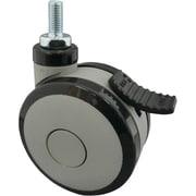 TSW100-BM16XP2.0 [ねじ込み双輪キャスター 100径 自在ダブルストッパー付]