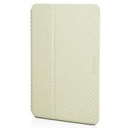 IPDM-MFCF-03 [Microfolio Carbon Fiber Case for Apple iPad mini シルバー]