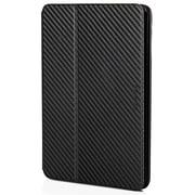 IPDM-MFCF-13 [Microfolio Carbon Fiber Case for Apple iPad mini ブラック]