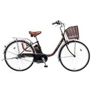 BE-ENTX43T [電動アシスト自転車 ビビ・TX 24型 内装3段変速 チョコブラウン]