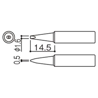 T18-D16 [こて先 1.6D型]