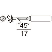 900M-T-2CF [こて先 2C型 面のみ]