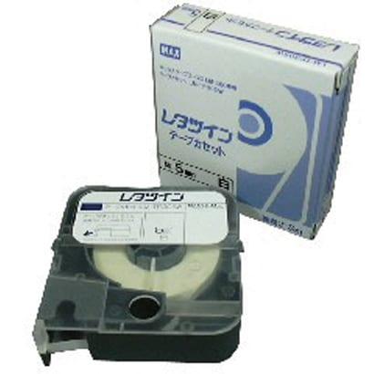LM-TP305W [チューブマーカー レタツイン テープカセット5mm幅 白]