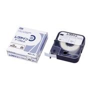 LM-TP309W [チューブマーカー レタツイン テープカセット9mm幅 白]